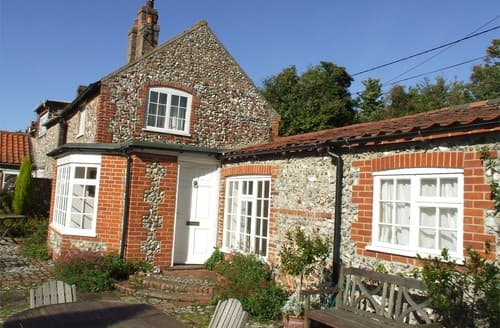 Last Minute Cottages - Splendid Stiffkey Cottage S128303