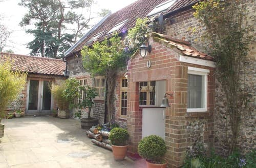 Last Minute Cottages - Delightful Cley Cottage S128327