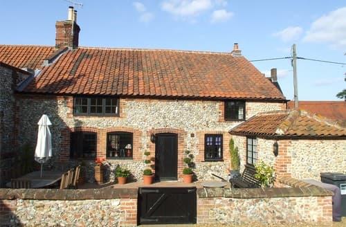 Last Minute Cottages - Adorable Gt Walsingham Cottage S128343