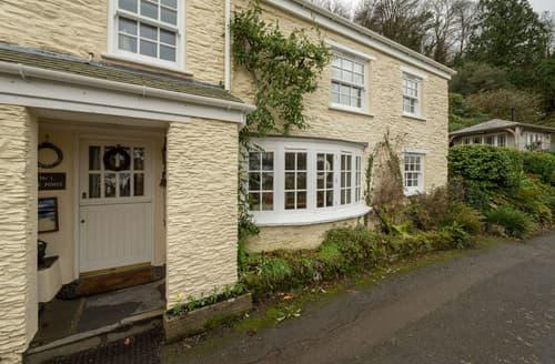 Last Minute Cottages - Attractive South Devon Noss Mayo Cottage S128349