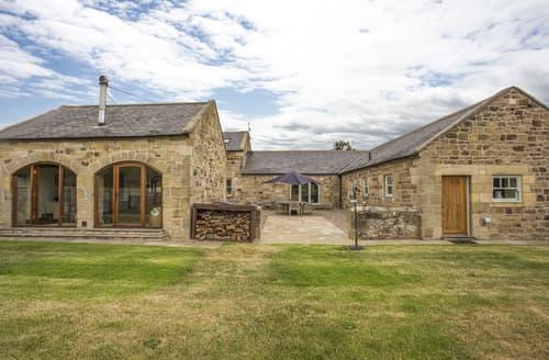 Dog Friendly Cottages - Felton Farmhouse