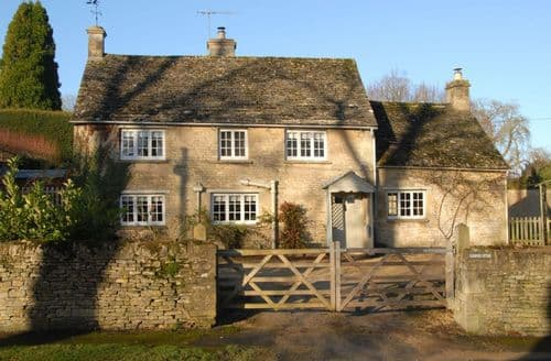 Big Cottages - Inviting Chipping Norton Cottage S128577