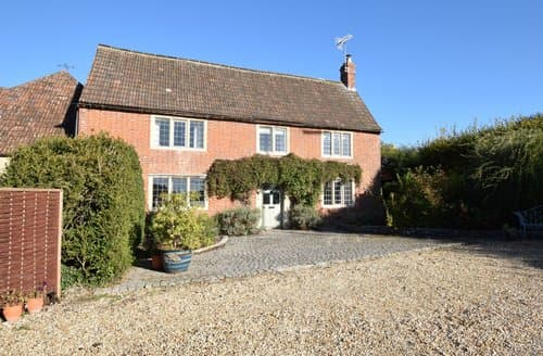Last Minute Cottages - Delightful Calne House S128628