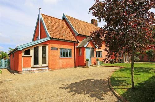 Last Minute Cottages - Adorable Framlingham Cottage S37318