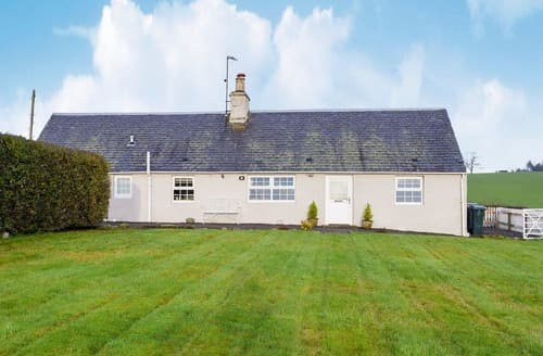 Last Minute Cottages - Attractive Methven Lodge S128703