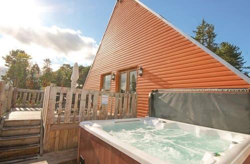 Last Minute Cottages - Tasteful Jedburgh Lodge S128727