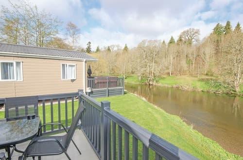 Big Cottages - Luxury Hawick Lodge S128731