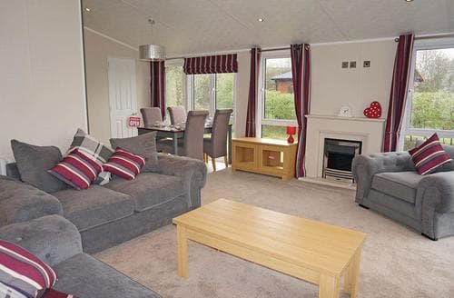 Last Minute Cottages - Superb Carnforth Lodge S128782