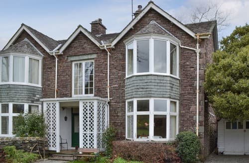 Big Cottages - Inviting Grasmere Cottage S128814