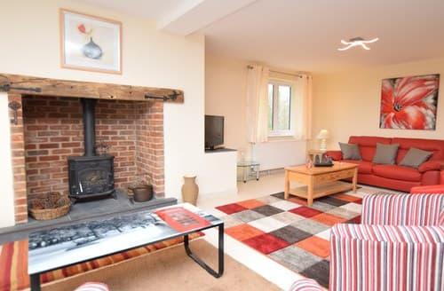 Last Minute Cottages - Wonderful Fordingbridge Barn S128862