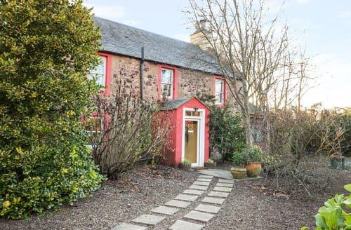 Big Cottages - Lovely East Linton Cottage S128912