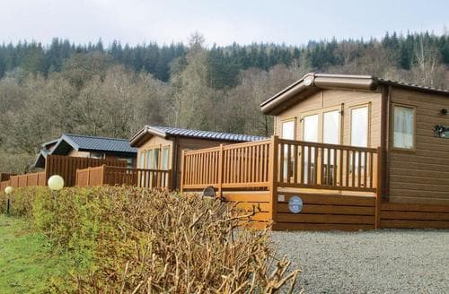 Big Cottages - Captivating Inveruglas Lodge S128927