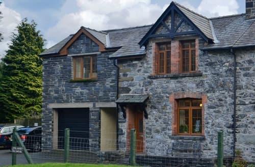 Big Cottages - Tasteful Betws Y Coed Cottage S128955
