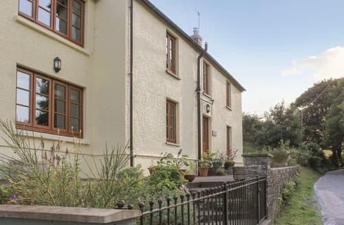Big Cottages - Quaint Llansteffan Cottage S128958