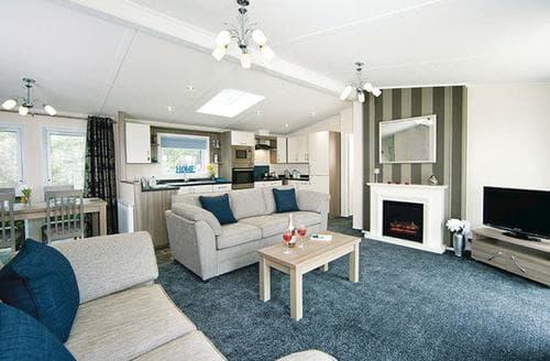 Last Minute Cottages - Gorgeous Mouswald Lodge S129009