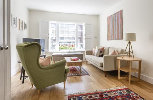 Last Minute Cottages - Regents Park Apartment