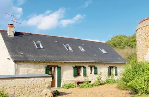 Big Cottages - Inviting Saumur Cottage S118416