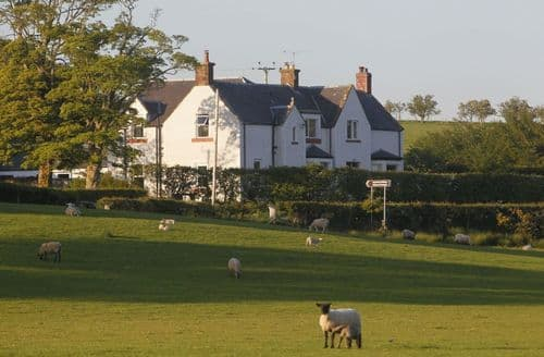 Big Cottages - Roe Deer Cottage