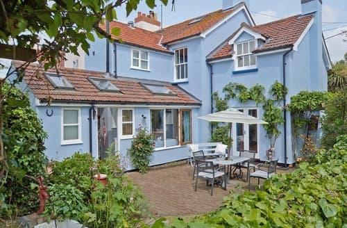 Last Minute Cottages - Gorgeous Woodbridge Cottage S18074