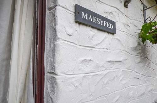 Dog Friendly Cottages - No 13: Maesyfed