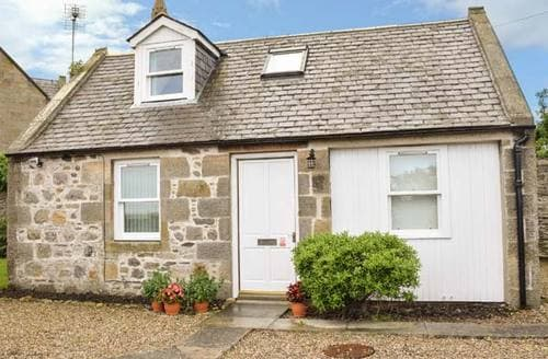 Last Minute Cottages - Struan Cottage