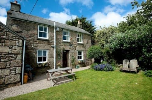 Last Minute Cottages - Anjarden Farmhouse S129469