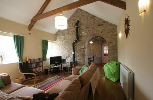 Last Minute Cottages - Banceithin (Cwt Mochyn) S129639