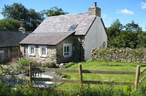 Last Minute Cottages - Banceithin (Hen Ffermdy) S129640