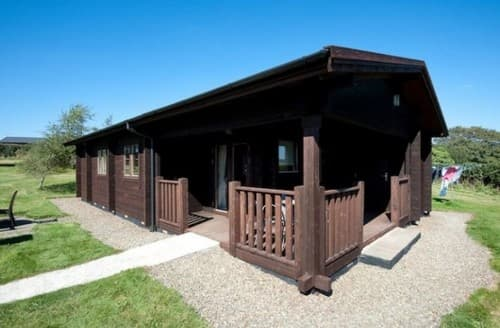 Last Minute Cottages - Cherry Lodge S129953