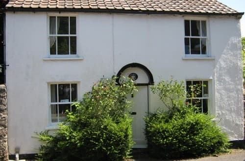 Last Minute Cottages - Church Cottage, Somerset S129973