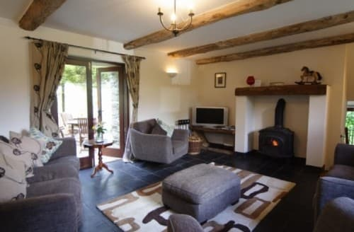 Last Minute Cottages - Clydey Cottages   Glyndwr S129999