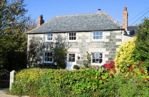 Last Minute Cottages - Colvennor Farmhouse