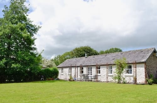 Last Minute Cottages - Excellent Laugharne And Llansteffan Cottage S37665