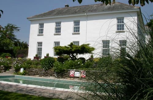 Last Minute Cottages - Fowey   The Old Rectory, Lanreath S130338