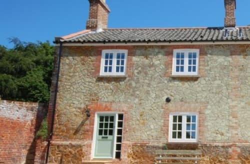 Last Minute Cottages - Gardeners Cottage S130363