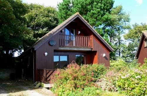 Last Minute Cottages - Greenaway Lodge