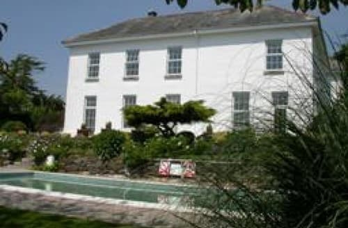 Last Minute Cottages - Heligan   The Old Rectory   Lanreath S130497