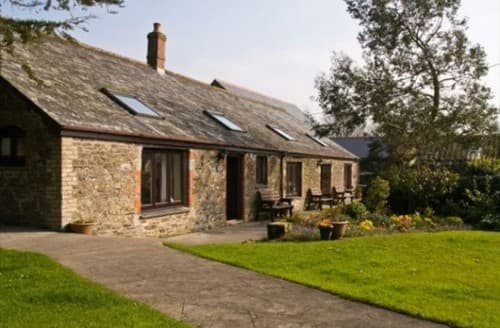 Last Minute Cottages - Horseshoe At Bucklawren