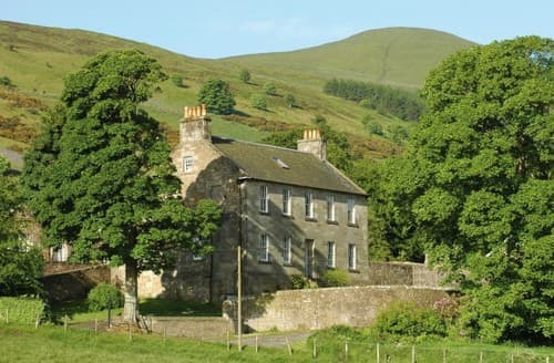 Last Minute Cottages - Ladywell House   And Steading Cottage, Falkland S130683