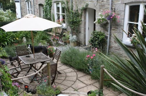 Last Minute Cottages - Lavender Cottage,2 The Nurseries,Tehidy. Cornwall. S130711