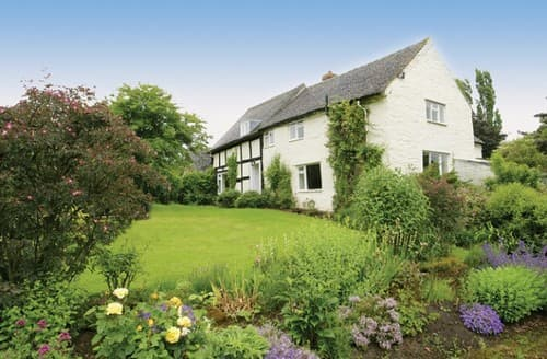 Last Minute Cottages - Little Cowarne Court