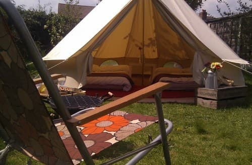 Last Minute Cottages - Luxury Bell Tents In Cornwall