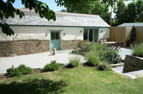 Last Minute Cottages - Polhendra Barn