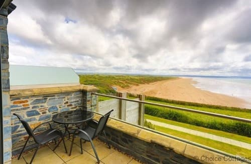 Last Minute Cottages - Saunton Ocean Point | 2 Bedrooms