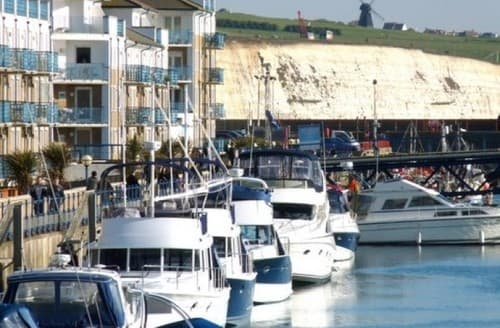 Last Minute Cottages - Sea Fizz, Brighton Marina S131282