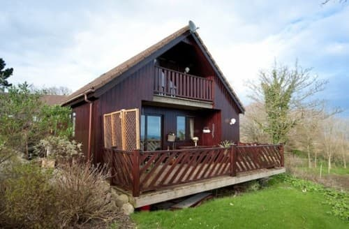 Last Minute Cottages - Seagreen Lodge