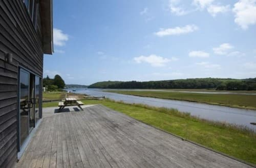 Last Minute Cottages - The Boathouse At Devoran