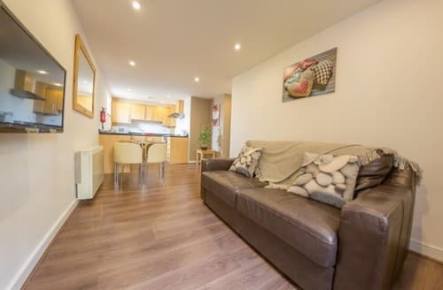 Last Minute Cottages - The Pad 1 Bedroom Apartment