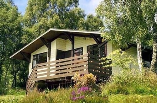 Last Minute Cottages - Thistle Lodge S131704
