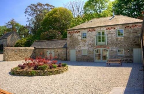 Last Minute Cottages - Tremayne Barn S131753